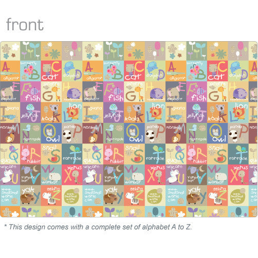 Parklon Playmat - Animal A-Z (M15) - Little Baby Singapore - 1