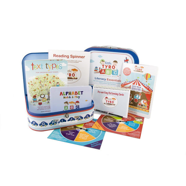 Little Tyro Literacy Essentials Pack - Little Baby