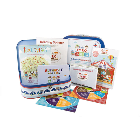 Little Tyro Literacy Essentials Pack