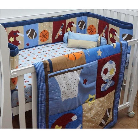 Bedding Set – Ball Games