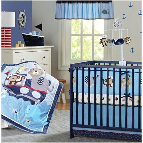 Bedding Set – Noah's Ark