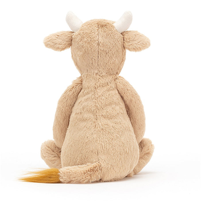 JellyCat Bashful Cow - Small H18cm