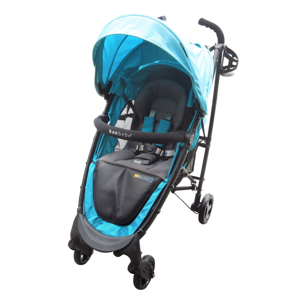 Bonbebe Freestar Stroller New – Blue