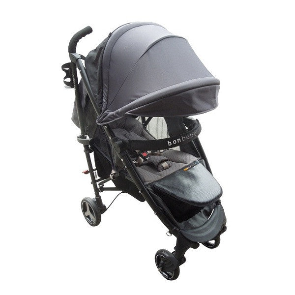 Bonbebe Freestar Stroller New – Grey