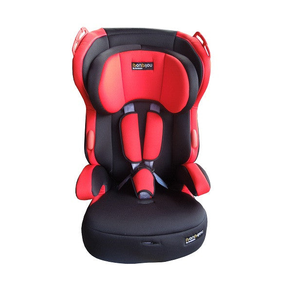 Bonbebe Comfort Cruise Baby Safety Car Seat – Red