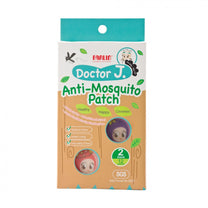 Farlin Doctor J. Anti-Mosquito Patch - Citronella