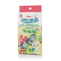 Farlin Doctor J. Anti-Mosquito Patch - Citronella, Lemon & Eucalytus