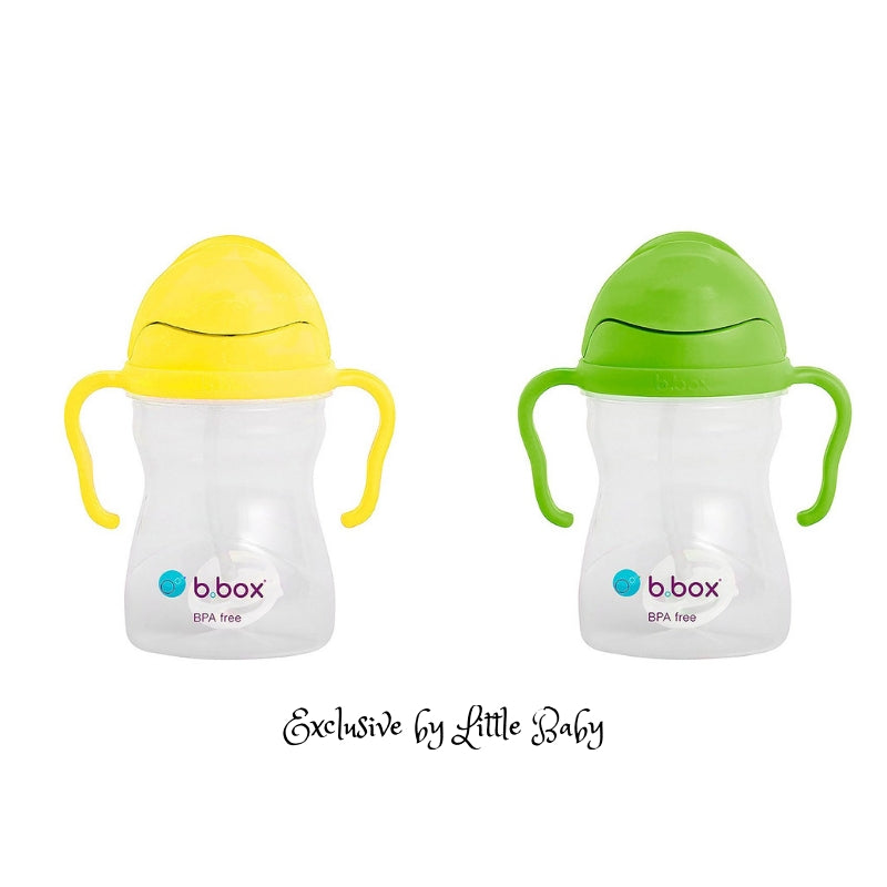 B.Box Sippy Cups Lemon + Apple - Buy 1 Enjoy 2nd at 50% OFF