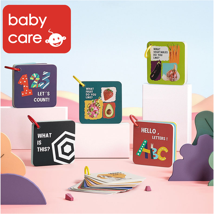 Bc Babycare Baby Cognition Cards