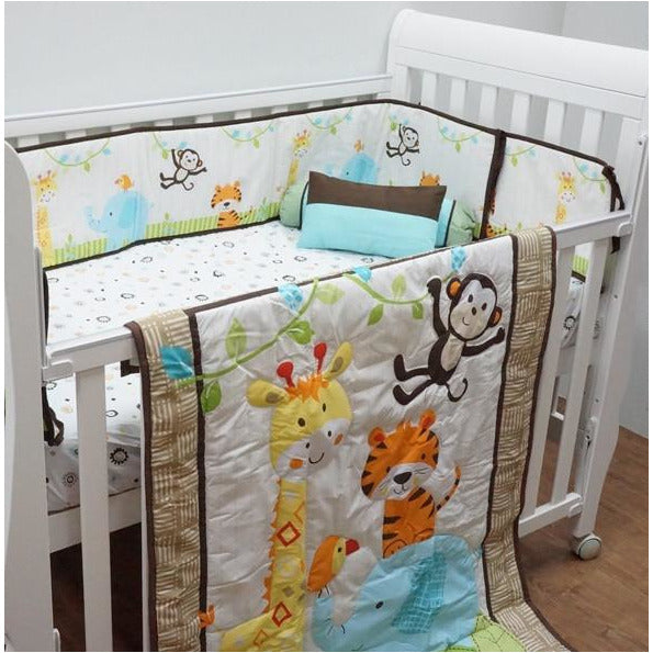 Bedding Set – Animal Parade
