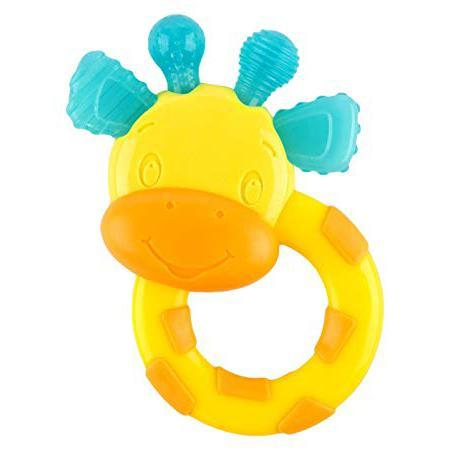 Bright Starts Teether First Bites Stage - Giraffe BS40008