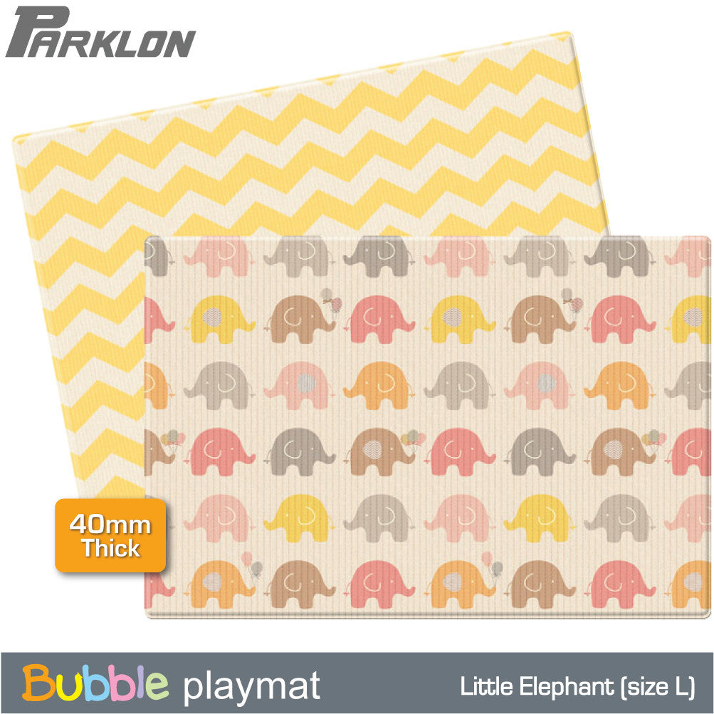 Parklon Little Elephant Playmat (Size L40) - Little Baby