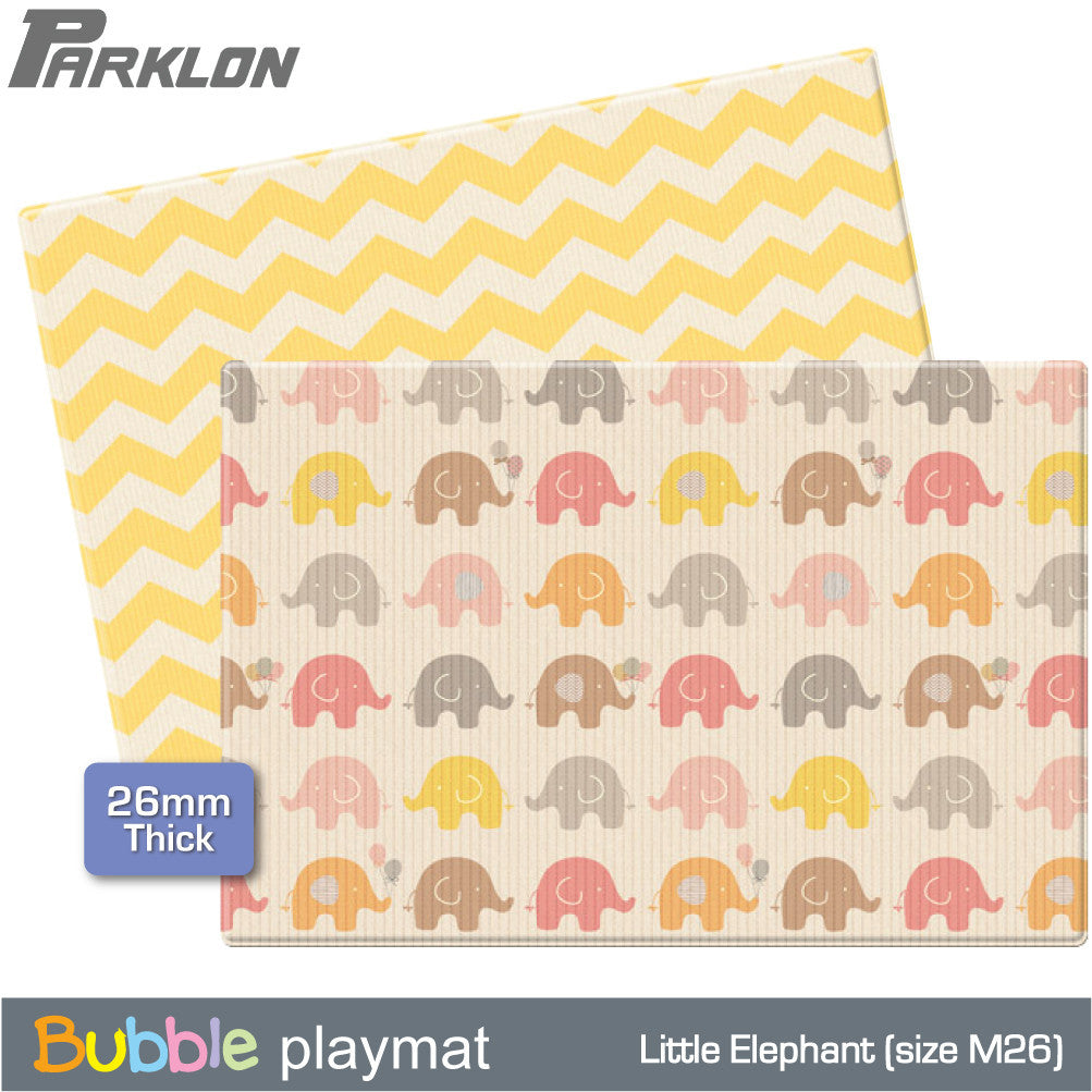 Parklon Little Elephant Playmat (Size M26) - Little Baby