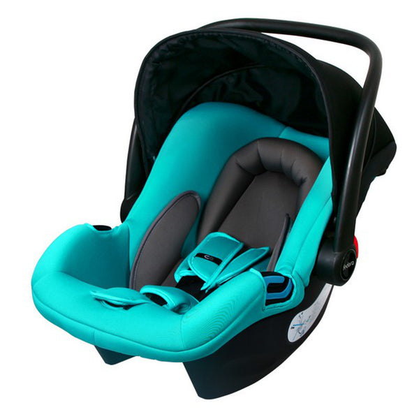 Fedora C0 Car Seat - Mint Blue - Little Baby
