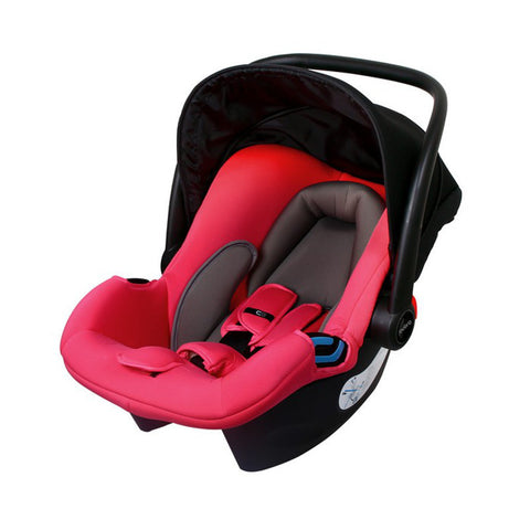 Fedora C0 Car Seat - Pink Ruby