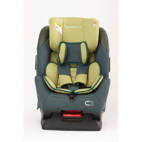 Fedora C3 Car Seat - Aurora Green