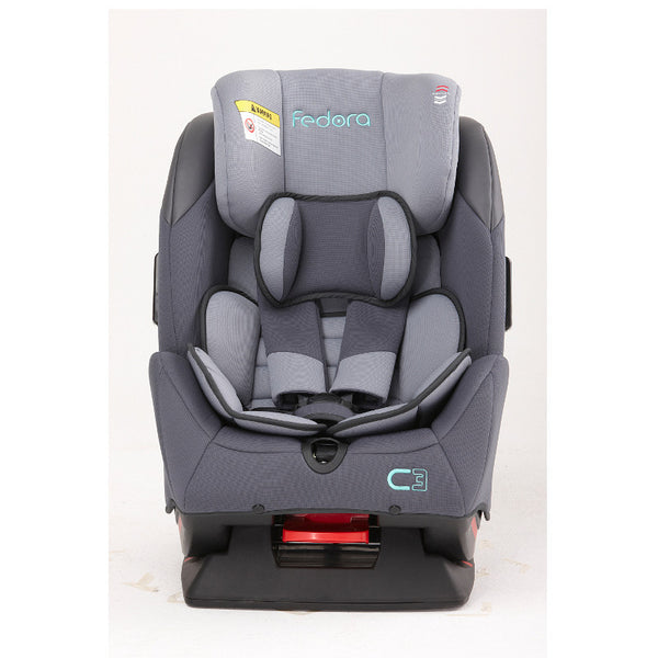 Fedora C3 Car Seat - Cloud Grey - Little Baby