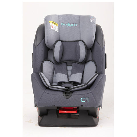 Fedora C3 Car Seat - Cloud Grey