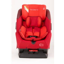 Fedora C3 Car Seat - Red - Little Baby
