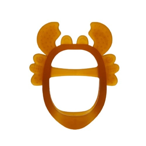 Baby Express Grab Teether - Crabby