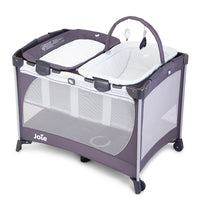 Joie commuter™ change & snooze KHLOE & BERT GRAY