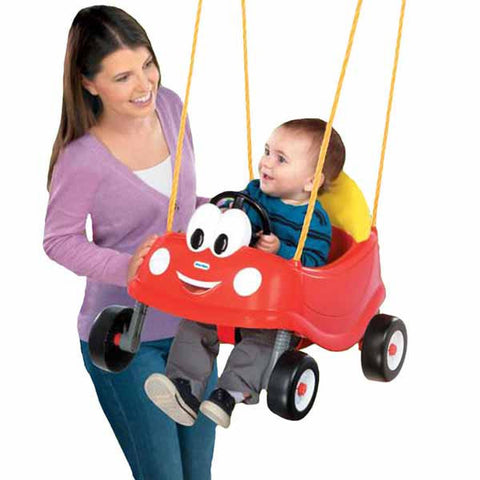 Little Tikes Cozy Coupe® First Swing