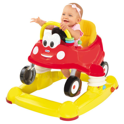 Little Tikes Cozy Coupe Bouncer & Walker