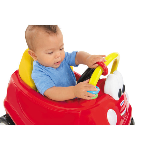 Little Tikes Cozy Coupe Bouncer Amp Walker Little Baby