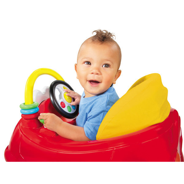 Little Tikes Cozy Coupe Bouncer & Walker - Little Baby