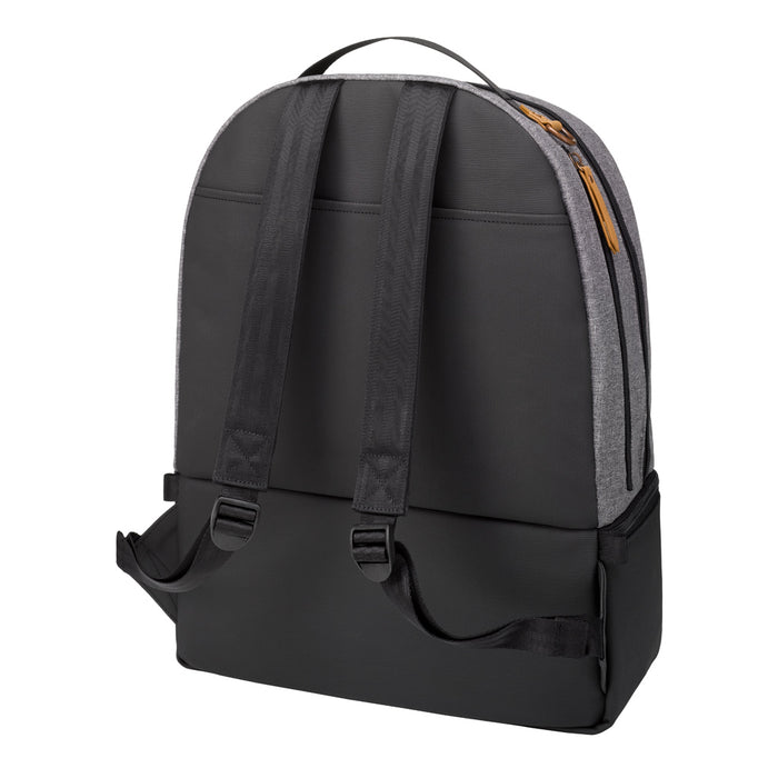 Petunia Pickle Bottom Axis Backpack: Camel/Graphite