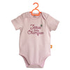 Jesus Little Champion onesies for babies by Glorious Seed your source of Christian inspired baby and children clothes