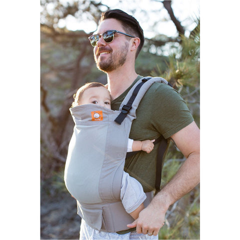 Coast Overcast - Tula Baby Mesh Carrier (Standard)