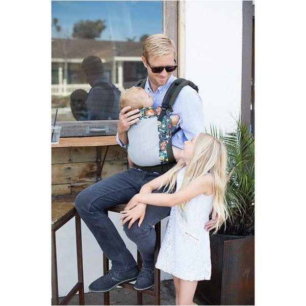 Coast Bot Boy - Tula Baby Carrier (Standard)