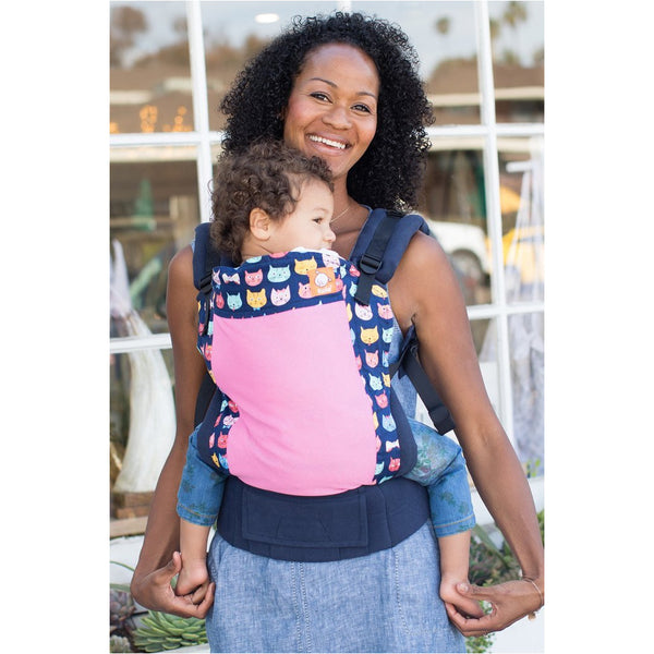Coast Meow Meow - Tula Baby Carrier (Standard)