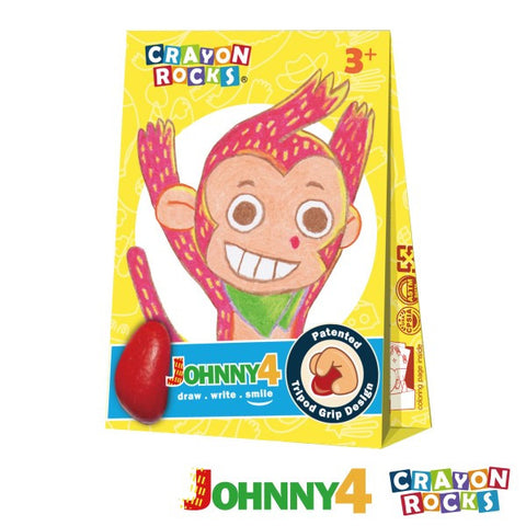 CRAYON ROCKS JOHNNY 4
