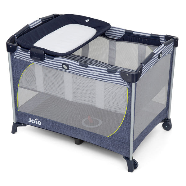 Joie Playpen COMMUTER CHANGE DENIM
