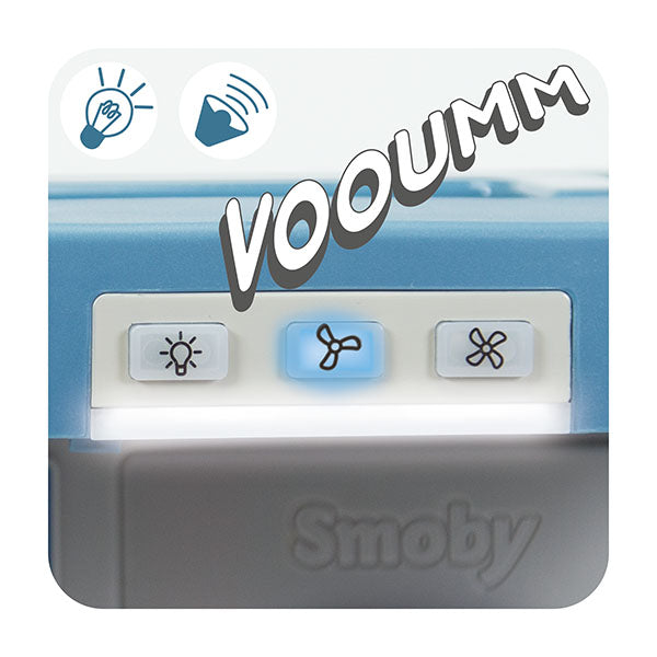 Smoby Cook & Go Kitchen Light & Sound
