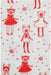 Dancey Doll Shuffle - Tula Blanket Set - Little Baby