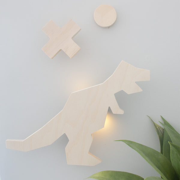 The Wall Collective - Dinosaur Night Light