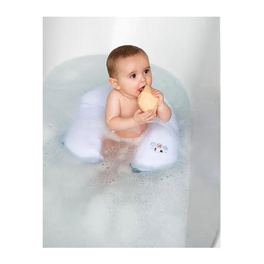 Doomoo Comfy Bath: 2-in-1 Adaptable Bath Cushion (0-18 months)