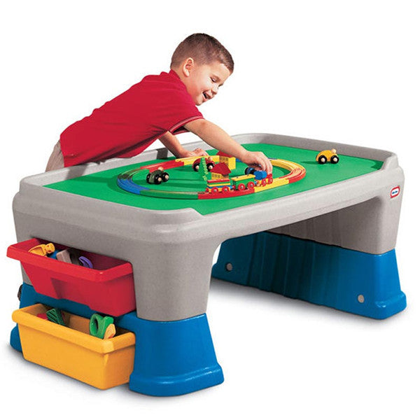 Ordinaire Little Tikes Easy Adjust PLAY TABLE   Little Baby