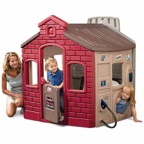 Little Tikes Cape Cottage Playhouse Red