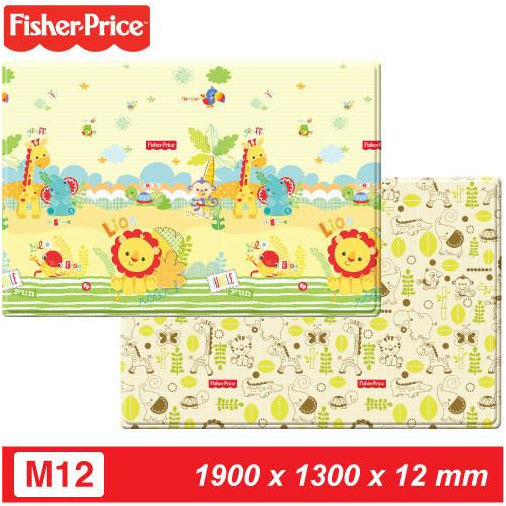 Fisher-Price Playmat - Jungle Fun (L) - Little Baby Singapore - 3