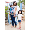 Flora Blue - Tula Baby Carrier (Standard) - Little Baby