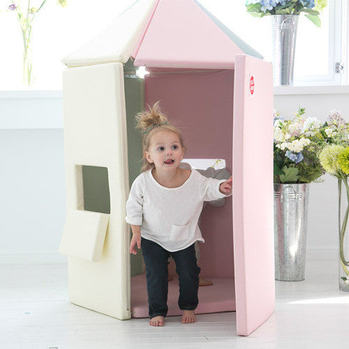 Foldaway Castle Play Set (Lollipop) - Merrybubs