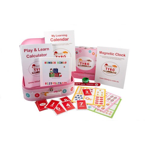 Little Tyro Numeracy Essentials Pack