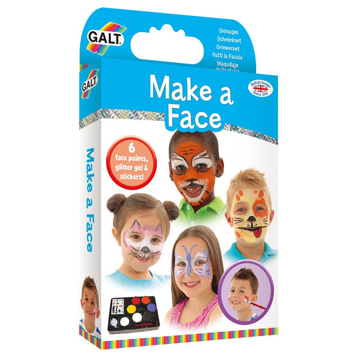 Make a Face - Galt