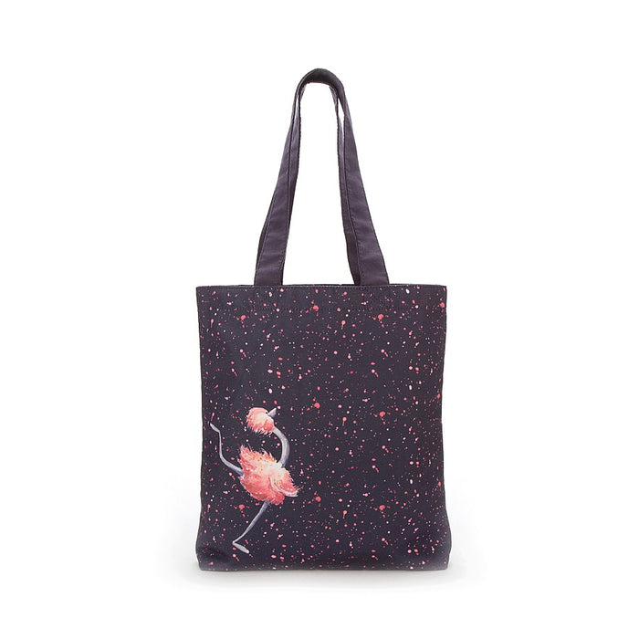 JellyCat Glad To Be Me Navy Book Bag