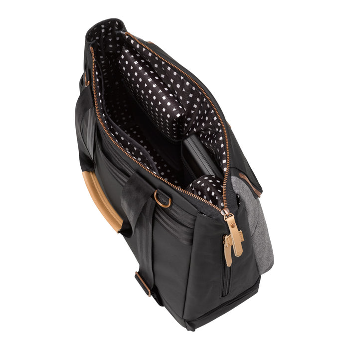 Petunia Pickle Bottom Pivot Pack: Graphite/Black