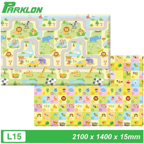 Parklon HELLO BEAR TOWN (L15) - Little Baby Singapore - 1